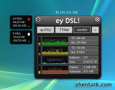 Ey DSL! 3 Ekran Görüntüsü